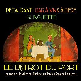 logo LE BISTROT DU PORT